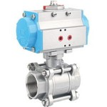 Ball Valve/ Buttefly Valve Pneumatic Actuator