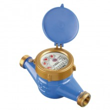Water Meter Cast Iron/ Brass Threaded
