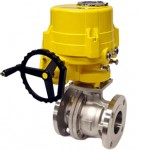 Ball Valve/ Buttefly Valve Electric Motorized Actuator